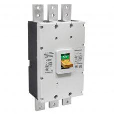 Автоматический выключатель ВА67-41 NM1-1250/3P 1000А