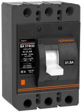 Автоматический выключатель ВА57Ф35-340010    31.5ВА 57Ф35 340010-УХЛ3   31.5А  TexenergoА